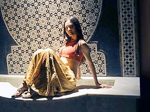 Катя отдыхала в Марракеше. Фото пресс-службы певицы.