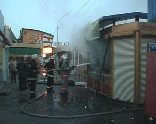 Пожарным удалось справитсья с огнем всего за несколько минут. Фото с сайта magnolia-tv.com.