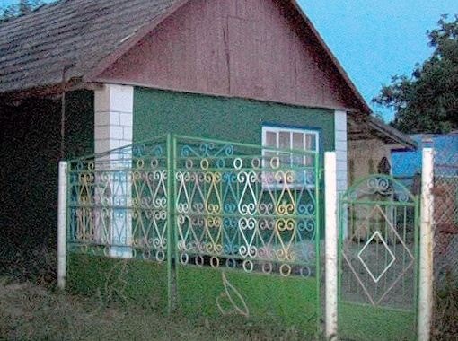 Дом, где произошла расправа над мальчиком.