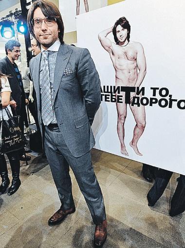И кто сказал, что лавры секс-символа Малахова никогда не прельщали? Фото ИТАР - ТАСС.