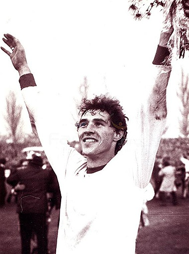 Олег Таран стал героем чемпионского матча в составе