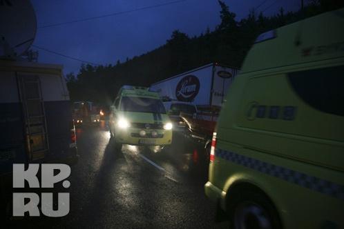 На островке Утейа были застрелены около сотни подростков. Фото: REUTERS