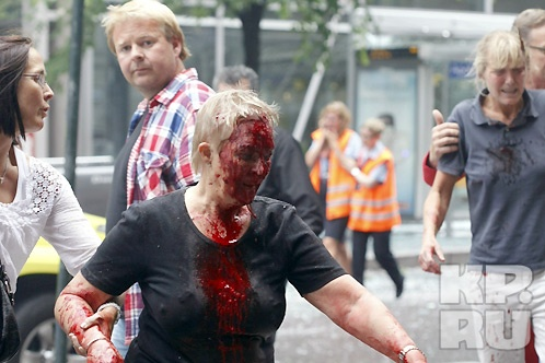 Норвежский националист убил около сотни людей Фото: REUTERS