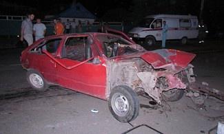 Сейчас госавтоинспекторы устанавливают все обстоятельства ДТП. Фото: magnolia-tv.com.