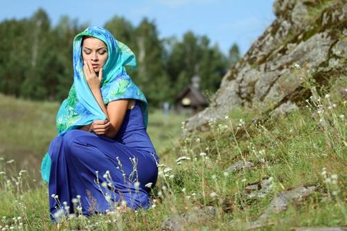 Ксения побывала в историческом заповеднике русского зодчества Нижняя Синячиха