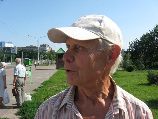 Николай Романович, пенсионер