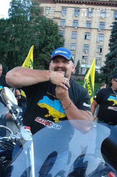 Знаменитый силач поведал, что самая худшая в Украине дорога от Тернополя до Львова. Фото с сайта vgorode.ua