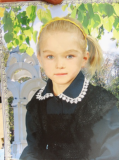 7-летняя Вика погибла моментально.