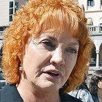 Марит Нюбак, вице президент Парламента в Осло. (Marit Nybak, Member of Parlament, Oslo, Vice Preseident of the Parlament).