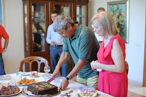 Шоколадный торт. Фото: shakhtar.com