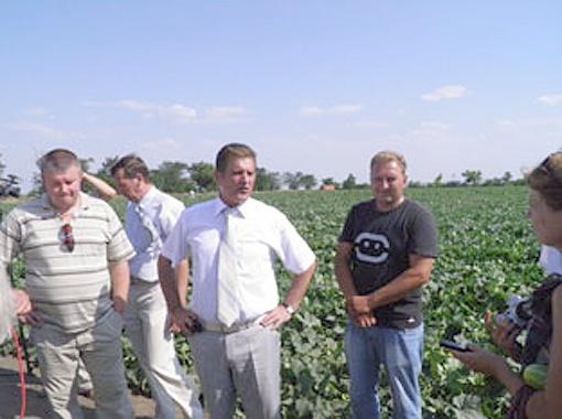 Урожайность региона – на личном контроле губернатора.