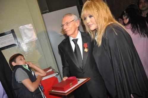 Алла Борисовна была великолепна. Да и Алексанлр Зацепин не выглядел как 85-летний старец. Фото: Елена ЛАПТЕВА