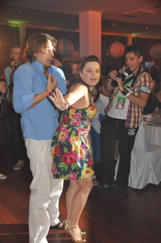 Грязные танцы на новой волне фото