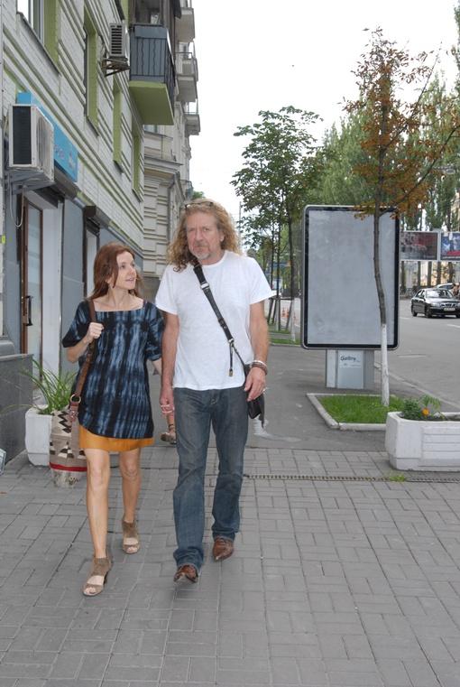 Плант на киевских улицах