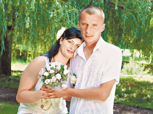 Роксолана и Юрий полюбили друг друга с первого взгляда.