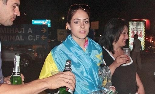 Была открыта не одна бутылочка шампанского. Фото: tochka.net