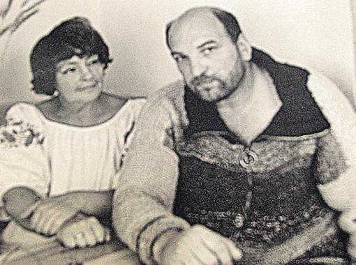 С прежней женой, Галиной Кожуховой, Петренко прожил больше 30 лет. Когда ее не стало, поначалу растерялся: как жить дальше?