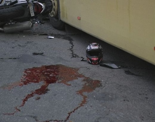 Авария случилась рано утром. Фото с сайта magnolia-tv.com.