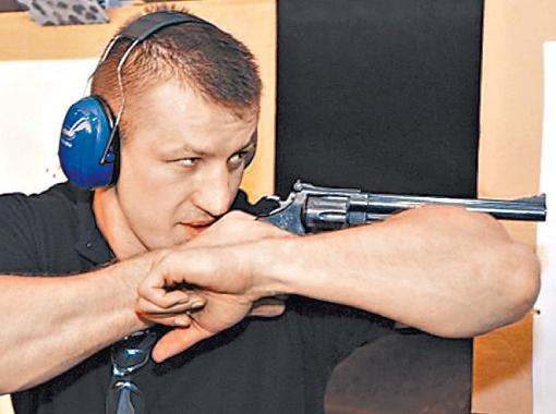 Польский боксер метко стреляет, однако на ринге ему это не поможет.