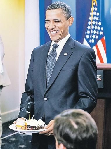 44-й президент США на редкость миролюбив. Ради мира он готов воевать с кем угодно...