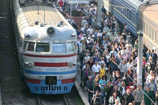 Харьковчане ценят электрички за их доступность и надежность.