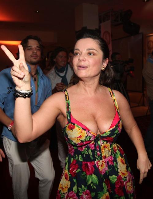 Наташа в сарафанчике. Фото: eg.ru