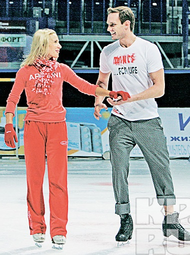 Веселый нрав Ковальчук очень ценят партнеры: на льду