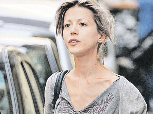 Тристан Банон, известная французская тележурналистка.