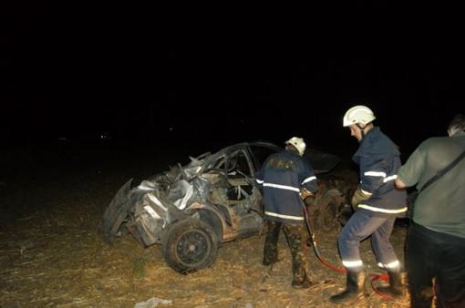 Две женщины 54 и 35 лет погибли на месте. Фото: 0629.