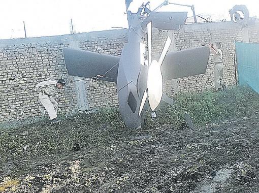 Единственной накладкой в операции стала потеря десантного вертолета.
