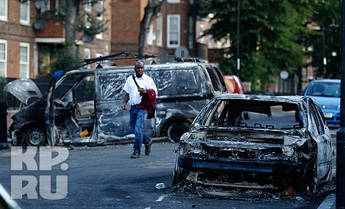 Улицы местами напоминают сцены из фильмов-катастроф! Фото: REUTERS