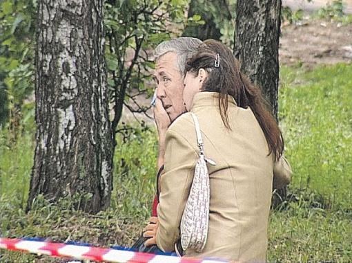 Леонид Шкарупа 14 лет назад потерял сына, а теперь - дочь и внуков...