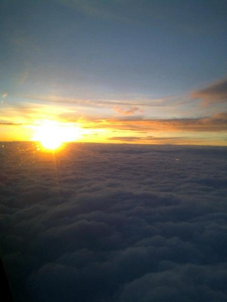 Облака...Фото: ЖЖ боксера