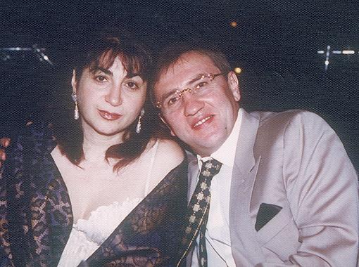 Алина Айвазова подала иск о разводе спустя почти 40 лет счастливого брака. Фото из архива Алины Айвазовой.