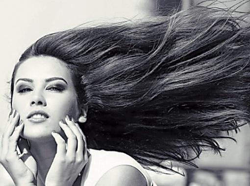 Анна было просто создана для того, чтобы стать фотомоделью. Фото из личной странички Анны Стасюк на vkontakte.ru.