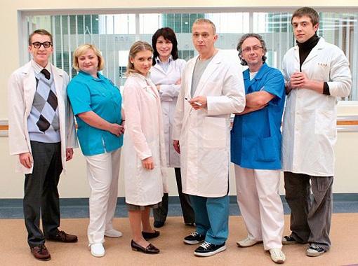В новом сезоне безбашенный доктор Быков продолжит измываться над коллегами.