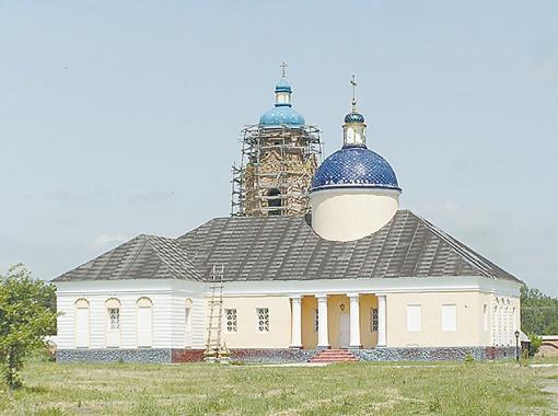 Крупицкий монастырь помнит еще татаро-монголов.