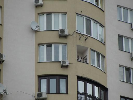 Квартира женщины Черновецкого находится в третьем подъезде.