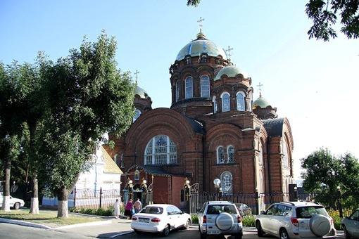 Святоказанский храм
