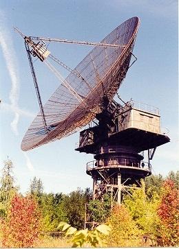 Основанный в 1963 году Институт ионосферы долго был засекреченным объектом.