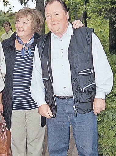 Павлов и Татьяна Говорова были неразлучны в течение многих десятилетий. И умер он у нее на руках... Фото PHOTOXPRESS.