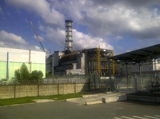 Реактор ЧАЭС. Фото со страницы Кличко в facebook