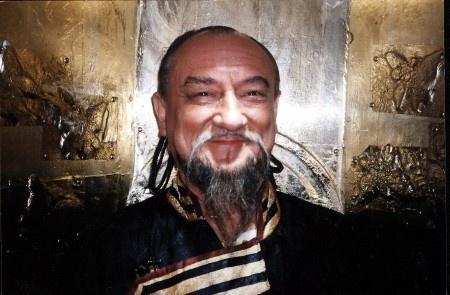 Богдан Ступка в роли Чингисхана