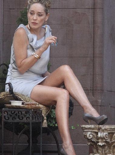 53-летняя актриса выглядит потрясающе.