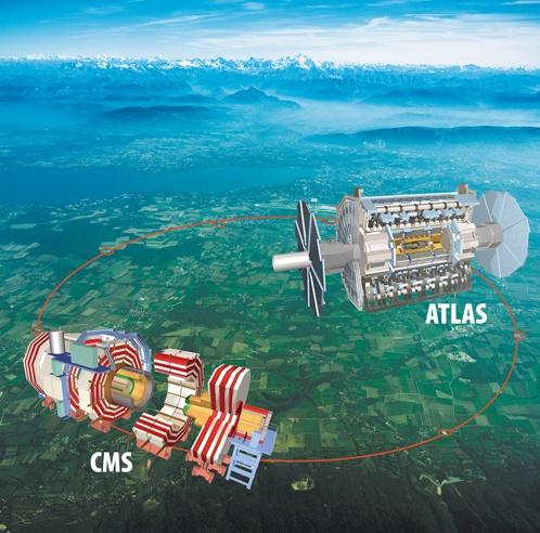 Гигнтские детекторы БАКа нацелены на ловлю