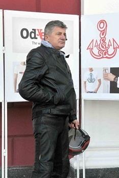 В воскресенье экс-губернатор Одесской области Николай Сердюк попал в аварию.