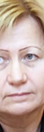 Мария ЕМЕЦ, зав. эпидемиологическим отделением центральной СЭС МЗ Украины.