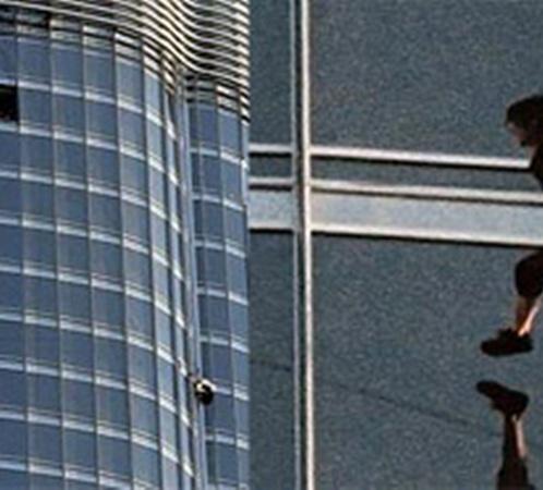 Том Круз добежал по фасаду небоскреба до 124-го этажа. Фото: zirki.info.