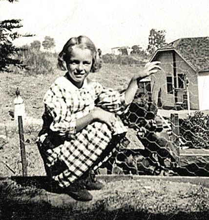 Детские страхи Нормы Джин Бэйкер преследовали ее всю жизнь.