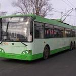 """Схема движения нового троллейбуса: парк  """"Прибрежный """"...  В апреле текущего года на проспектах Авиастроителей и Сурова..."""